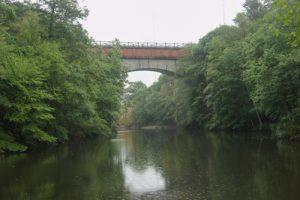Newton MA Bridge