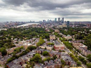 Brookline Skyline