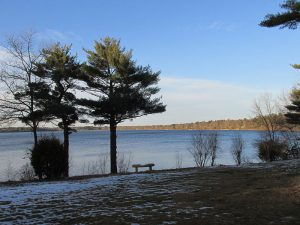 Sharon, MA Lake